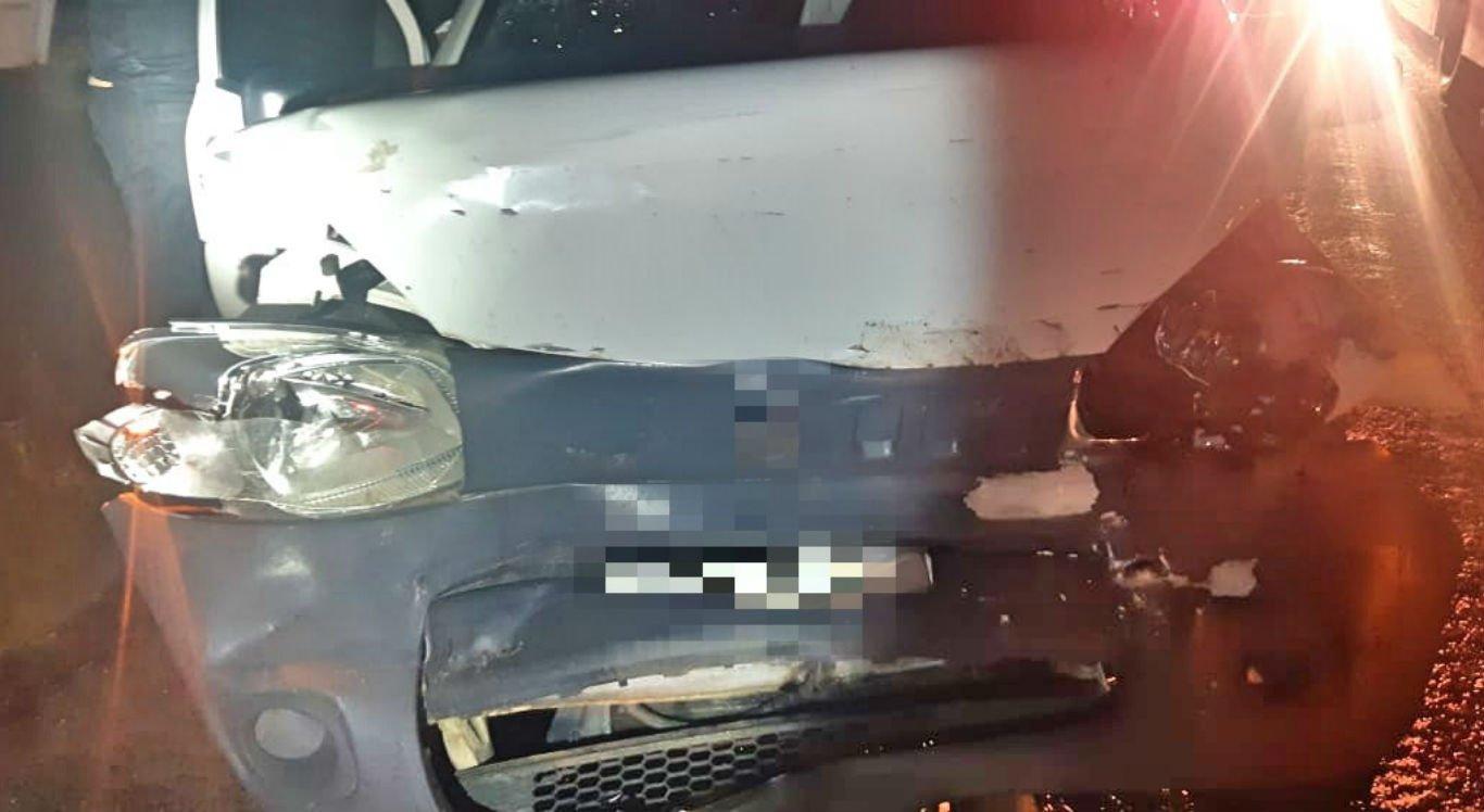 Acidente aconteceu na noite de sexta-feira (19) na BR-104, em Agrestina