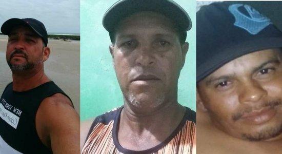 Barco com pescadores de Brasília Teimosa que estava desaparecido é encontrado em Itamaracá