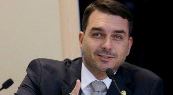 Senador Flávio Bolsonaro (Republicanos-RJ)