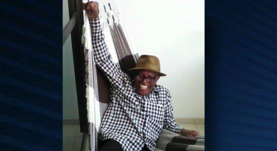 Jamesson Tavares, um dos fundadores do Baile Perfumado, está desaparecido e família pede ajuda
