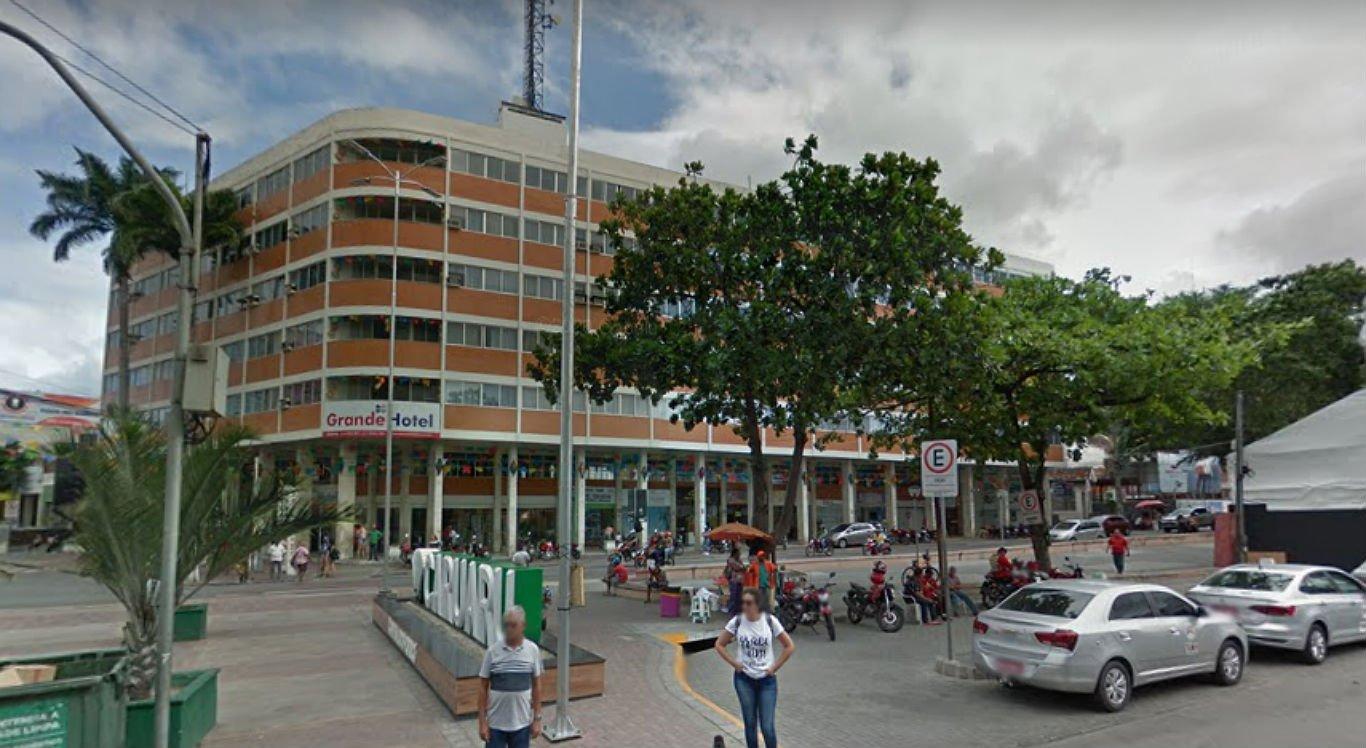 Grande Hotel, no centro de Caruaru, suspenderá as atividades