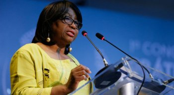 Carissa Etienne, diretora da Organização Pan-Americana da Saúde (Opas)