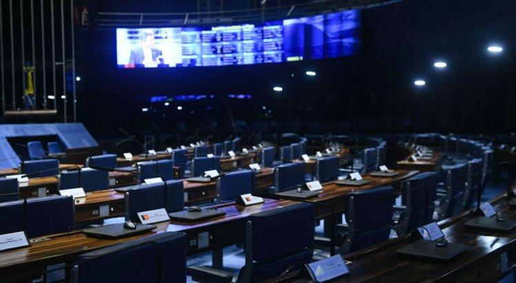 Sessões estão sendo realizadas de forma remota por causa da pandemia de covid-19