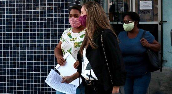 Mirtes, mãe de Miguel, prestou segundo depoimento no Recife e Sarí Côrte Real ainda não compareceu