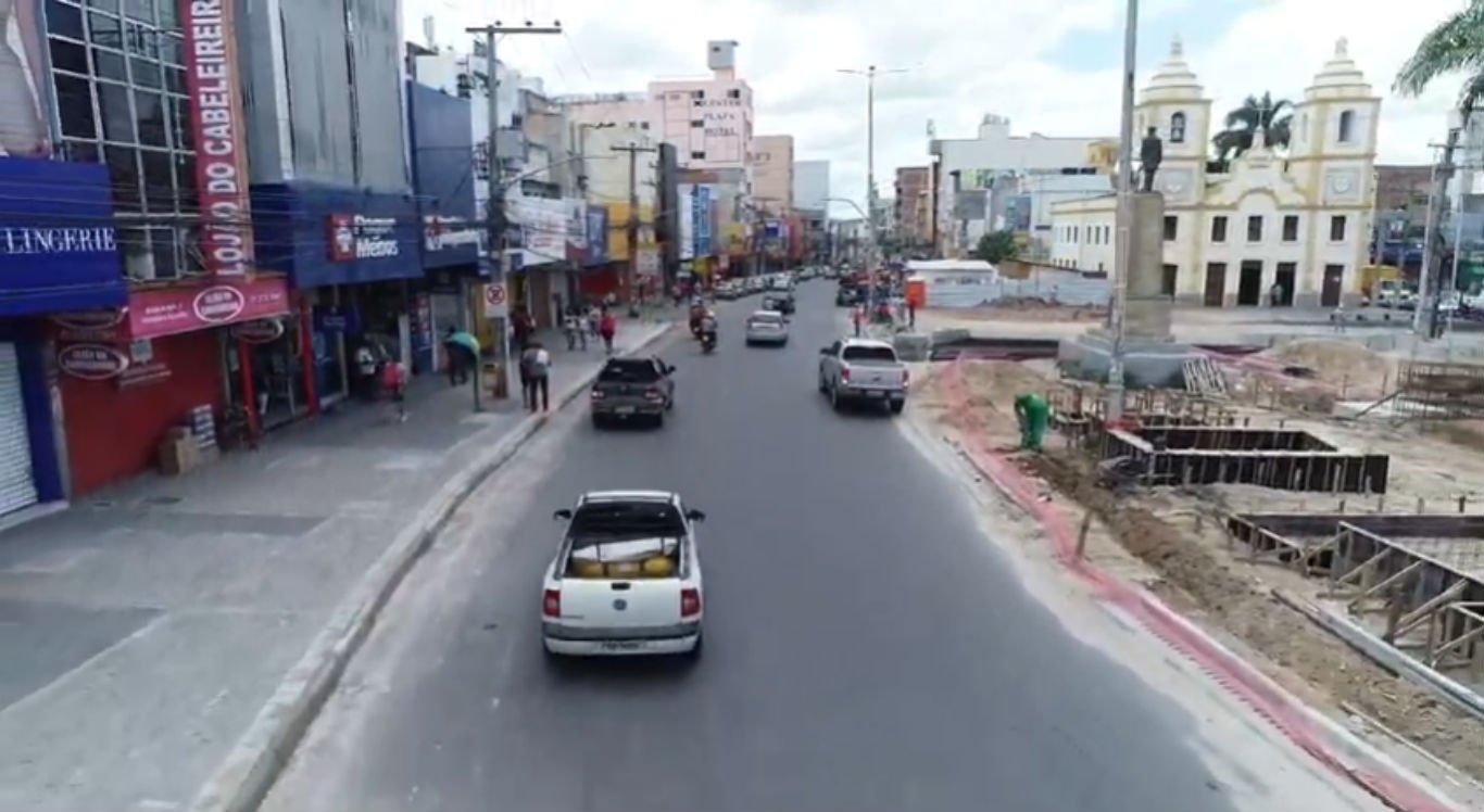 Comércio de Caruaru, no Agreste, segue fechado pelo menos até dia 5 de julho
