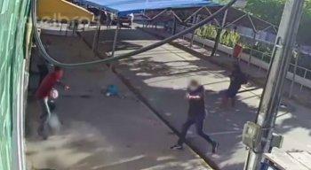 Crime aconteceu em frente a casa lotérica em Passira, no Agreste