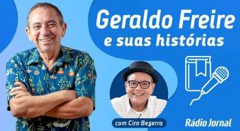 Geraldo Freire estreia podcast