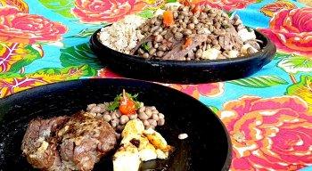 Além do medalhão e do arrumadinho, Chef Rivandro ainda ensina como fazer carne de sol usando outras carnes