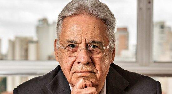 Acho que tem que ter um pouco mais de tolerância, diz FHC sobre impeachment de Jair Bolsonaro