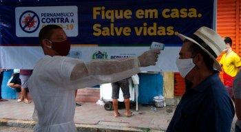 Bezerros e Caruaru ficam em quarentena até o dia 05 de julho