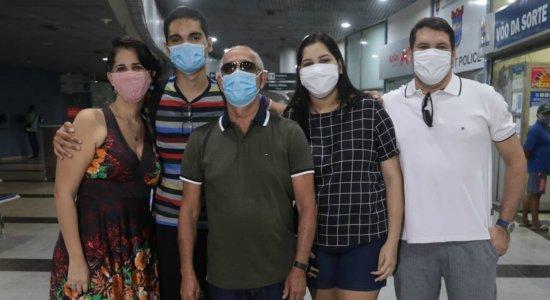 Pernambucanos ''presos'' no Canadá por causa do coronavírus conseguem retornar ao Estado