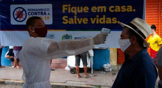 Isolamento social aumentou no primeiro dia de quarentena mais rígida em Bezerros e Caruaru, afirma André Longo