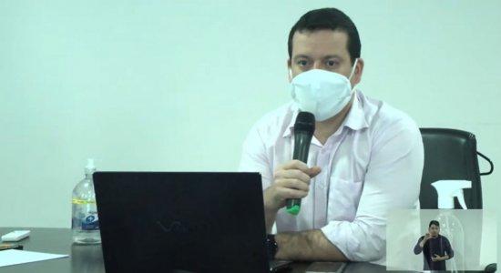 Secretário de Saúde de Caruaru, Francisco Santos