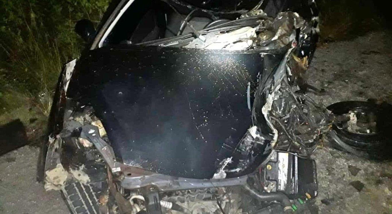 Homem morreu após colisão