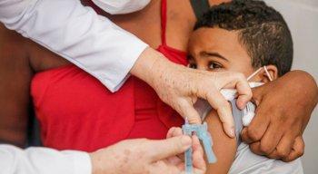 Mais de 488 mil pessoas já foram vacinadas pela Prefeitura do Recife