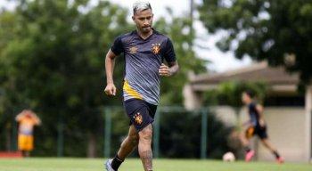 Marquinhos foi contratado neste ano por empréstimo junto ao Corinthians.
