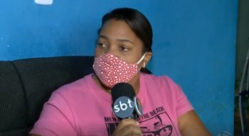 Mirtes conversou com a equipe da TV Jornal