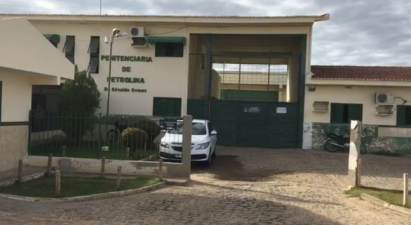 Penitenciária Doutor Edvaldo Gomes (PDEG), em Petrolina
