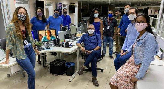 Projeto da TV e Rádio Jornal é selecionado pelo Facebook para fortalecer cobertura sobre o coronavírus