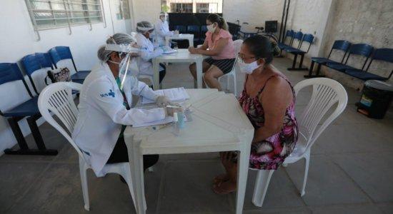 Testes disponíveis para detectar coronavírus têm sido maior do que a procura da população