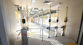 Nova Estação de BRT