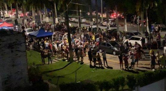 Segunda cidade com maior número de casos, população em Jaboatão ignora o coronavírus