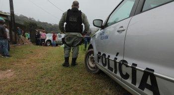 Homem foi morto na comunidade Céu Azul, em Camaragibe