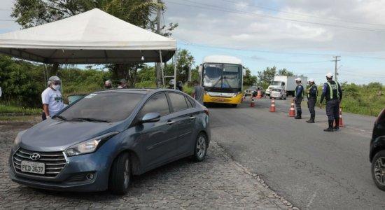 Com barreira sanitária, número de casos e mortes por coronavírus caem em Itamaracá
