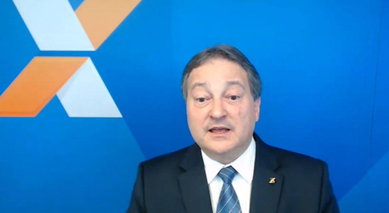 Vice-presidente de Tecnologia e Digital da Caixa Econômica Federal (CEF), Cláudio Salituro