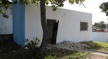 A ONG foi assaltada e os bandidos levaram quase tudo do local