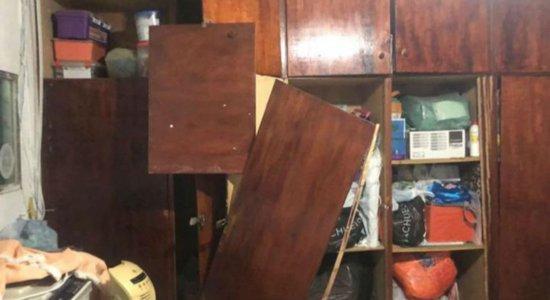 Sede de associação espírita em Rio Doce é furtada e depredada