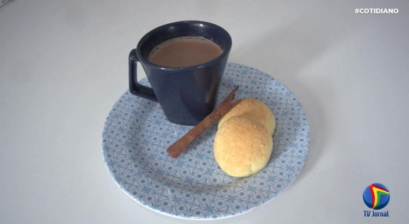 Confira receita de chocolate quente