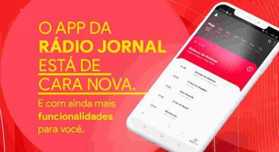 Aplicativo da Rádio Jornal oferece novas funcionalidades para ouvintes