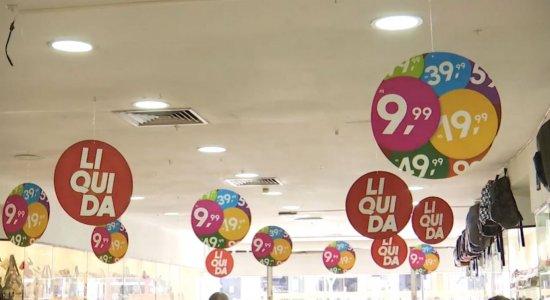 Campanha Liquida Grande Recife começa nesta sexta-feira (25) com descontos em mais de 5 mil pontos de vendas