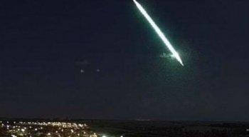 Moradores dizem ter visto clarão no céu do Sertão