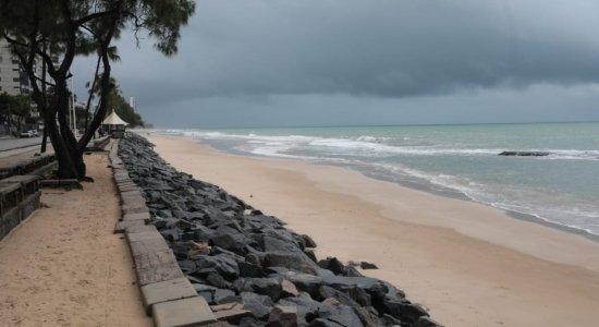 Marinha renova alerta de ressaca do mar no Litoral de Pernambuco