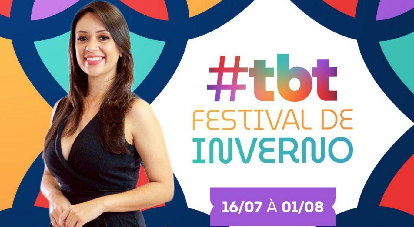 TBT Festival de Inverno será apresentado por Samara Pontes