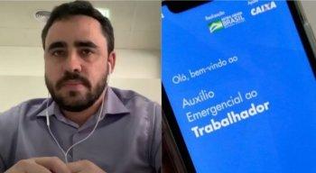 Advogado previdenciarista, Almir Reis, tira dúvidas sobre s próximos pagamentos do auxílio emergencial