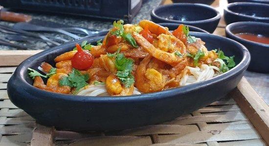 Camarão Ki Massa! Veja como fazer uma receita muito fácil no Cozinhando em Casa