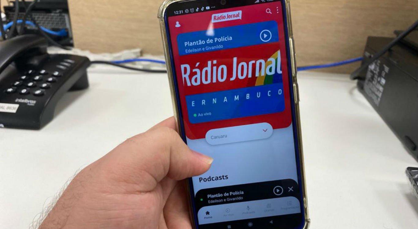 Aplicativo da Rádio Jornal