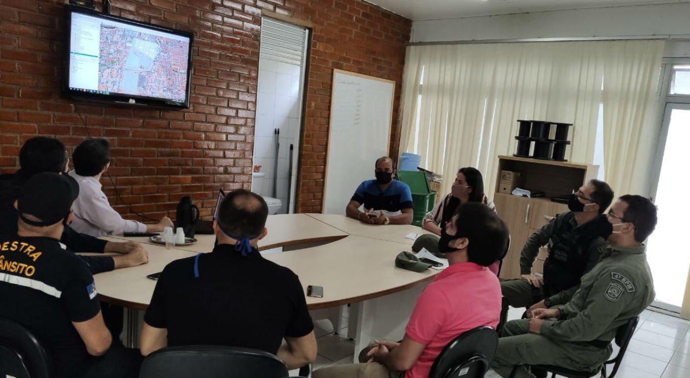 Reunião foi realizada para discutir estratégias