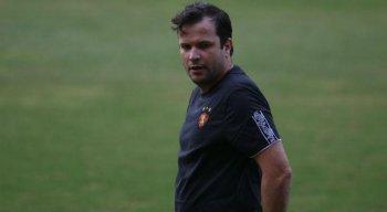 Daniel Paulista tem duas vitórias, dois empates e três derrotas sob o comando do Sport em 2020.