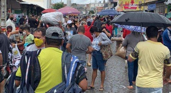 Covid-19: número de leitos de UTI ocupados volta a crescer no Recife