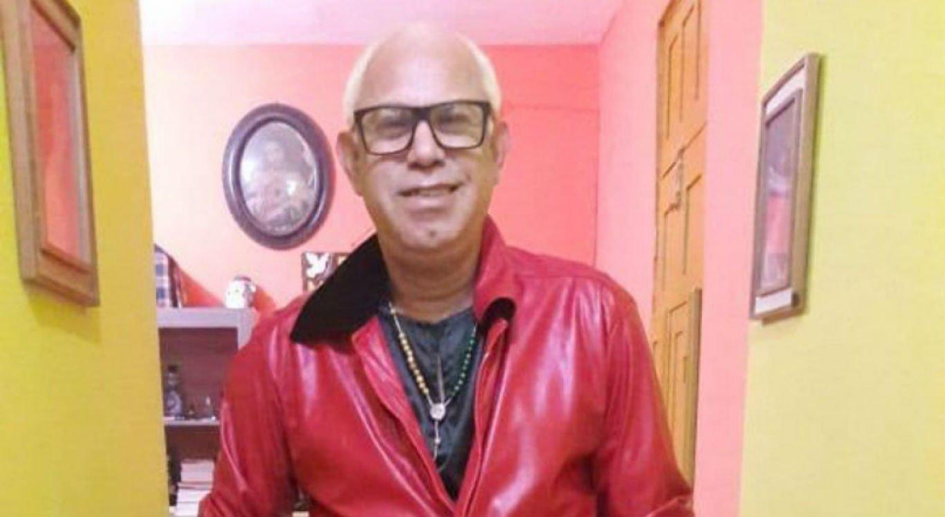 Estevão Ferreira, conhecido por bordões do WhatsApp