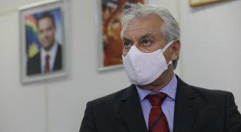 Jorge Carreiro assumiu a Prefeitura de Paulista por causa do afastamento de Júnior Matuto