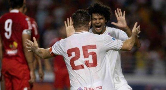 TV Jornal transmite partida entre Bahia x Náutico pela Copa do Nordeste