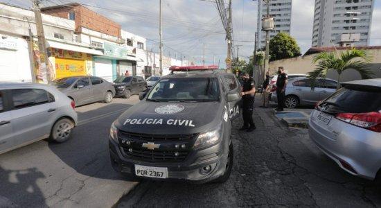 Vereador do Cabo de Santo Agostinho é preso em operação da Polícia Civil