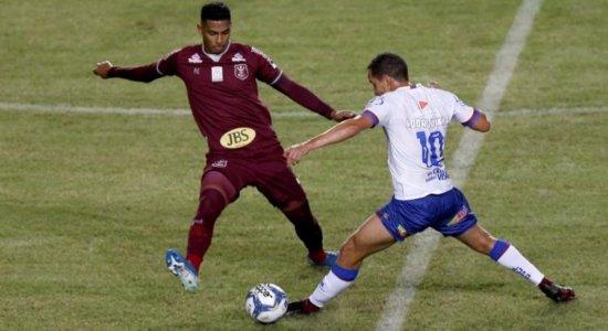 Confira os classificados para quartas da Copa do Nordeste