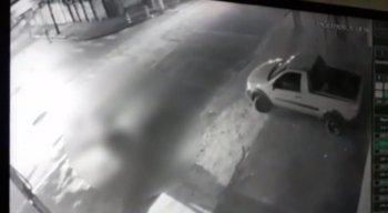 O acidente aconteceu na última segunda (20)