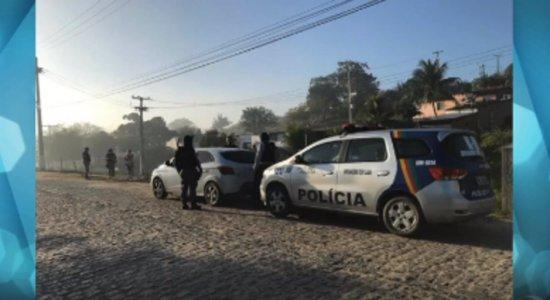 Suspeitos de impor medo à população e ameaçar policiais são presos em operação da polícia no Agreste de Pernambuco